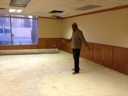 Progress For Fellowship Hall