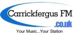 Carrickfergus FM Logo