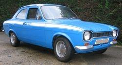 1970s Escort