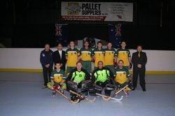 Australian Team Before Final