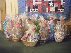 Easter Baskets 2008