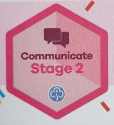 Communicate Stage 2 Skill Builder