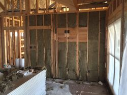 rock wool soundproofing insulation