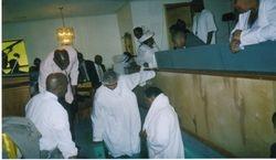 OGBC  In Baptism