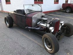 8. 31 model A roadster