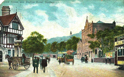 Opera House Dudley, c1910