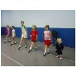 Izzys first dance class