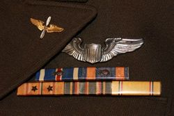 First Lieutenant 12th Fighter Squadron.