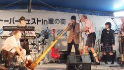 Woho 6 Kalendar Band in Tochigi