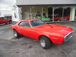9.68 Pontiac Firebird.