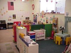 4 & 5 Year old classroom