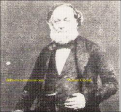 William Calcraft. 1860s