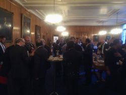 Coffee break at the Consultants ENT Masterclass