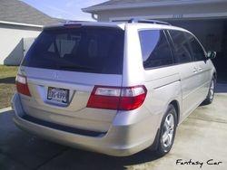 Jenifer A.------Honda Odyssey