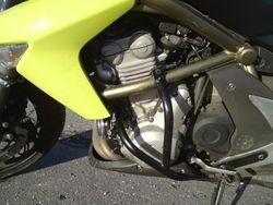 A kategorijas motocikla motora aizsargs