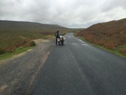 Along the Pennines