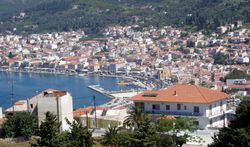 Samos Town