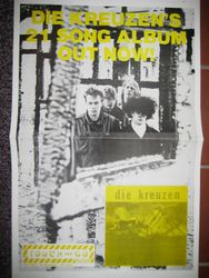 S/T LP Promotional poster
