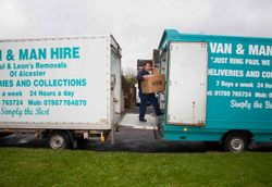 Paul & Leon's Removals