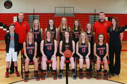 Varsity Girl's Basketball