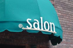 Awning Sign