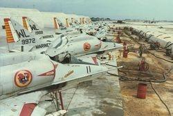 Marine A-4E Skyhawk's: