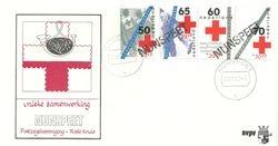 nr.4 met NVPH zegelnrs. 1289 - 1292