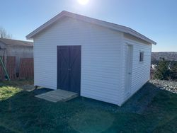 16' x 20' Standard Shed