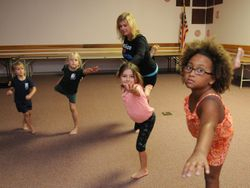 Dancers, Dancers, Everywhere!