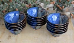 River's Edge Dessert Bowl Set