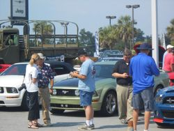 Mr. Randy, Mike Ernie and Jennifer