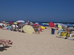 Beach at Ila de Tavira