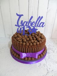 Isabella's 13th Birthday Cake