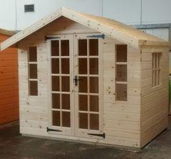 Summer House (6' x 8')