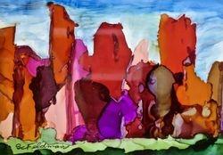 Autumn Rocks