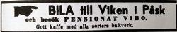 Pensionat Vibo 1932