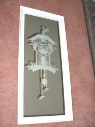 Marine Life Cuckoo Clock
