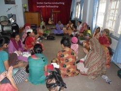 Sarita- women's fellowship- 2011