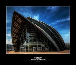 """Clyde Auditorium """"the armadillo"""