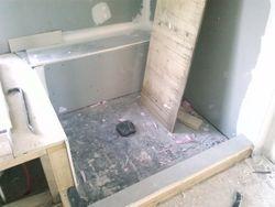 Designer's washroom