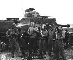 M3 Lee in Tunisia: