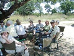 Final safari picnic