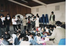 A Korean Community event at St B's