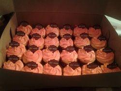 Harley Davison Cupcakes