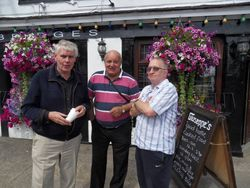 Lloyd Ryan, Jackie Turpin & Sid Cooper