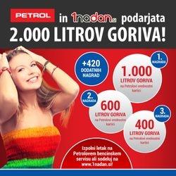 kampanija Petrol in 1nadan