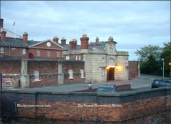 Shrewsbury Prison. c2000.