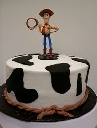 Toy Story - Woody Cake