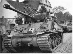 M4A3 76 mm (HVSS) Wet: