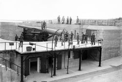 Coastal Defense Guns: